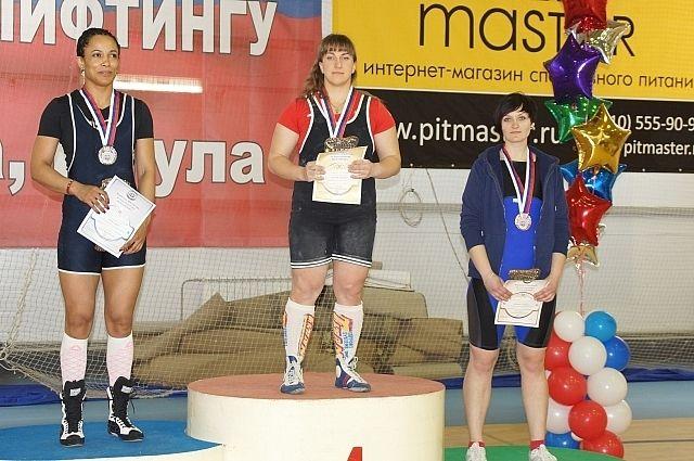 Первое место заняла Валерия Тимощук.