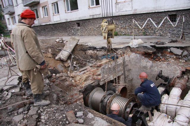 В Ачитском ГО водопроводные сети изношены на 100%