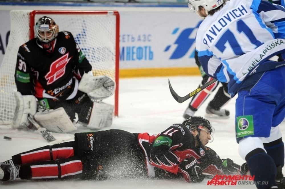 Омский «Авангард» выиграл Кубок Надежды.