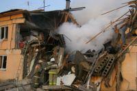 Взрыв в жилом доме мог произойти из-за открытого вентиля.