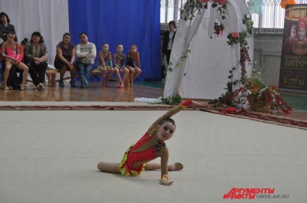 Турнир по художественной гимнастике «Сибирские ласточки» прошел в Омске.