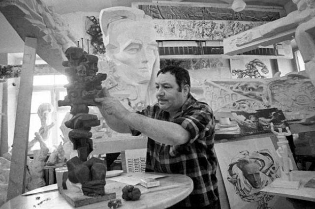 Екатеринбург отметит день рождения Эрнста Неизвестного новой выставкой