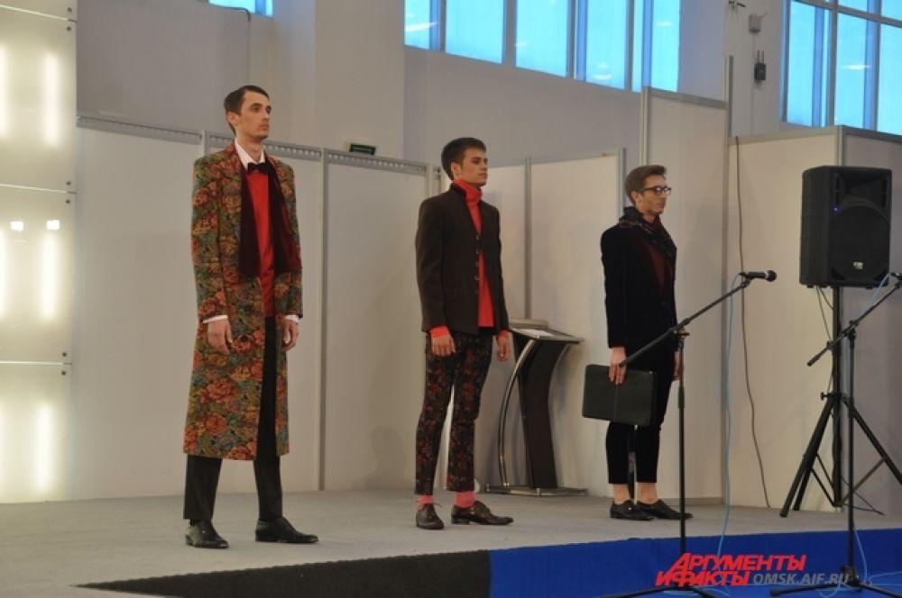 В Омске прошел фестиваль «Формулы моды: Восток-Запад 2014».