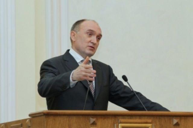 Борис Дубровский поднялся на верхние позиции в рейтинге губернаторов