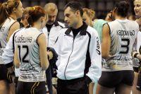Омские волейболистки проиграли в матче с уфимскими соперницами.