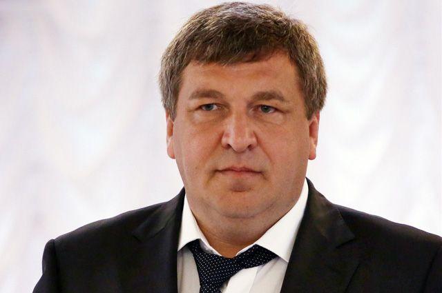 Игорь Слюняев посетил Омскую область.