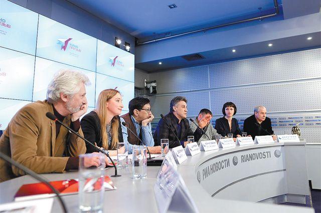Члены экспертного совета проекта «Кинопризыв».