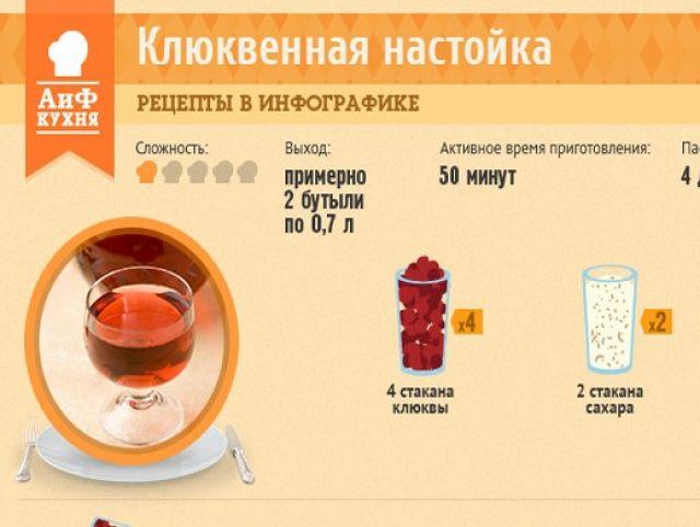 Рецепты наливок настоек на спирту в домашних  57
