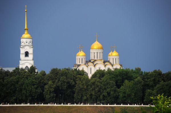 В храме проводятся регулярные службы, но по большей части он открыт как музейная экспозиция.
