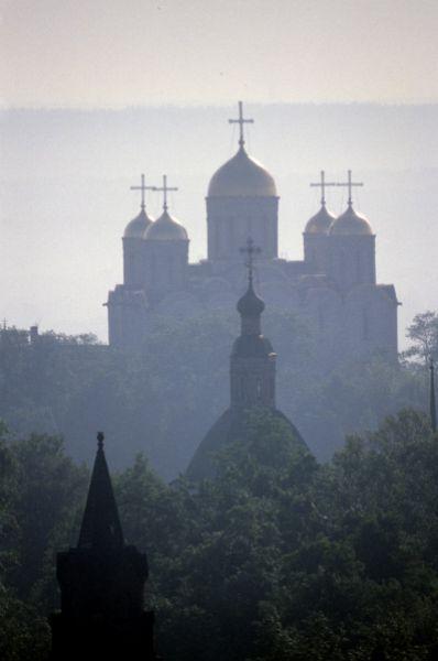 Следующей важной реконструкцией был перестройка XVIII века. Екатерина II распорядилась воссоздать благолепие древнего храма и выделила на ремонт 14 тысяч рублей.