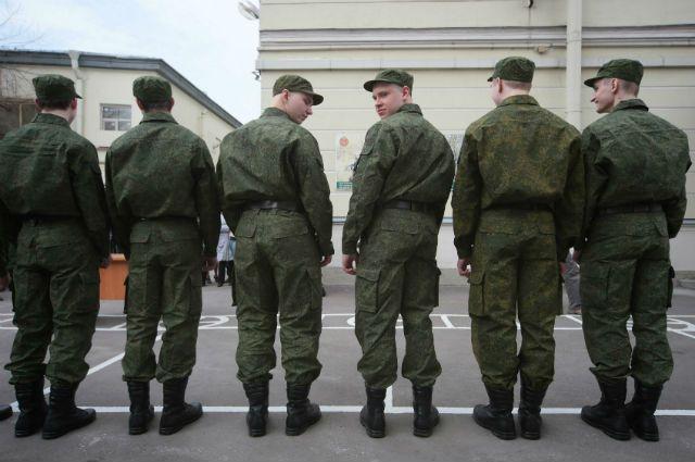 В весенний призыв служить отправятся 4 тыс. свердловчан