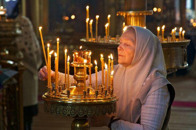 Правила как вести себя в храме Советник