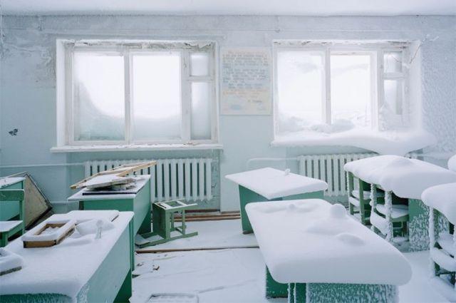 Суровая школьная реальность Крайнего Севера.