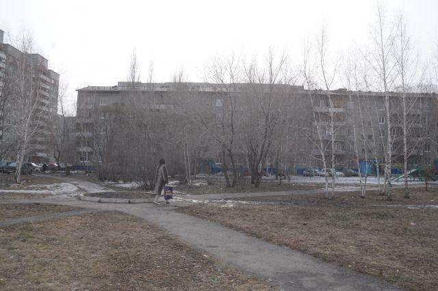 На месте этого сквера на Конева может появиться детский сад.