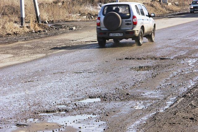 Редакция «АиФ-Иркутск» отправилась в путь, чтобы запечатлеть проблемы автодорог.