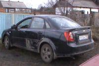 Автомобиль нашли в посёлке Никитинский