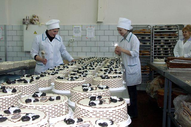 В Новоуральске закрыли цех кондитерских изделий