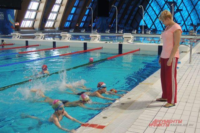 Сайт Тренеров про Обучение Плаванию