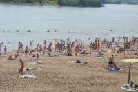 Омские пляжи подготовят к летнему сезону.