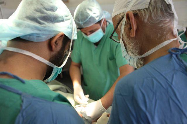 В Омске не хватает анастезиологов-реаниматологов.