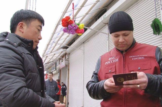 Проверки на китайском рынке будут проводить до того, пока там не начнут торговать цивилизованно.