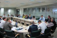 Совещание экспертной секции по укреплению платёжной дисциплины с сфере ТЭК и ЖКХ
