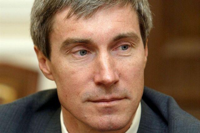 Сергей Крикалёв.