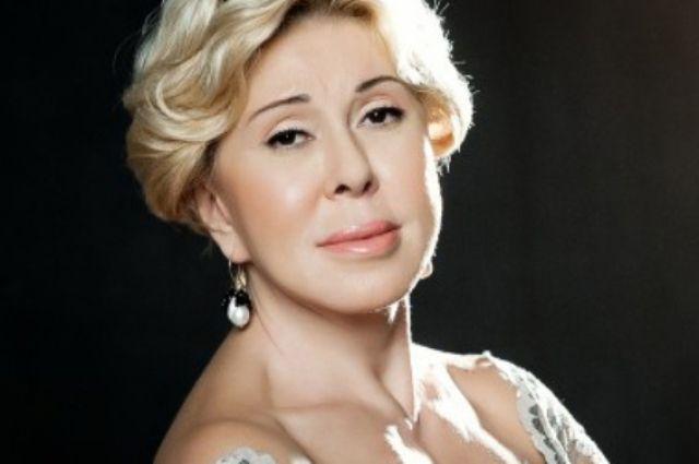 Певица Любовь Успенская выступит 13 апреля в Большом концертном зале в Филармонии