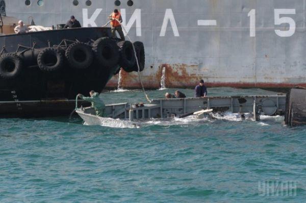 Килекторне судно «КИЛ-158»