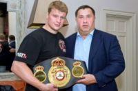 Александр Поветкин и Сергей Лалакин.