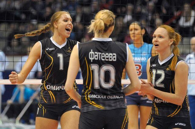 «Омичка» обыграла соперниц в гостевом матче.