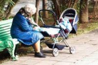 У омички украли детскую коляску.
