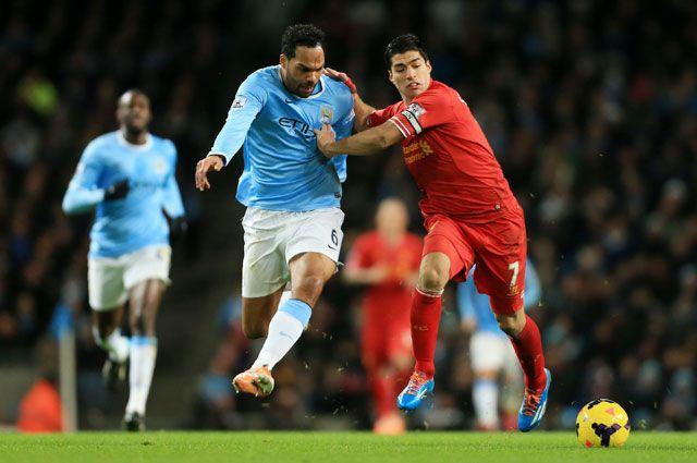 В 34-м туре английской Премьер-лиги между собой сыграют два лидера чемпионата: «Ливерпуль» и «Манчестер Сити».