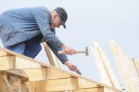 На строительство домов многодетным семьям выделили участки.