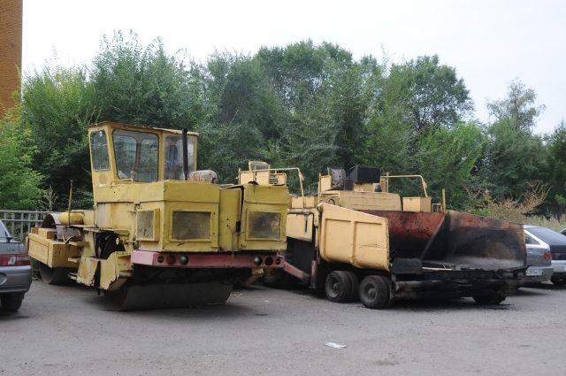 В Амурском посёлке отремонтируют дорогу.