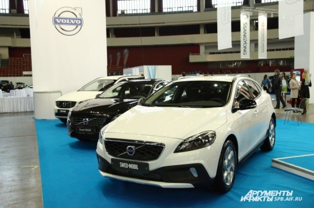 Volvo v40 – новая модель на российском рынке