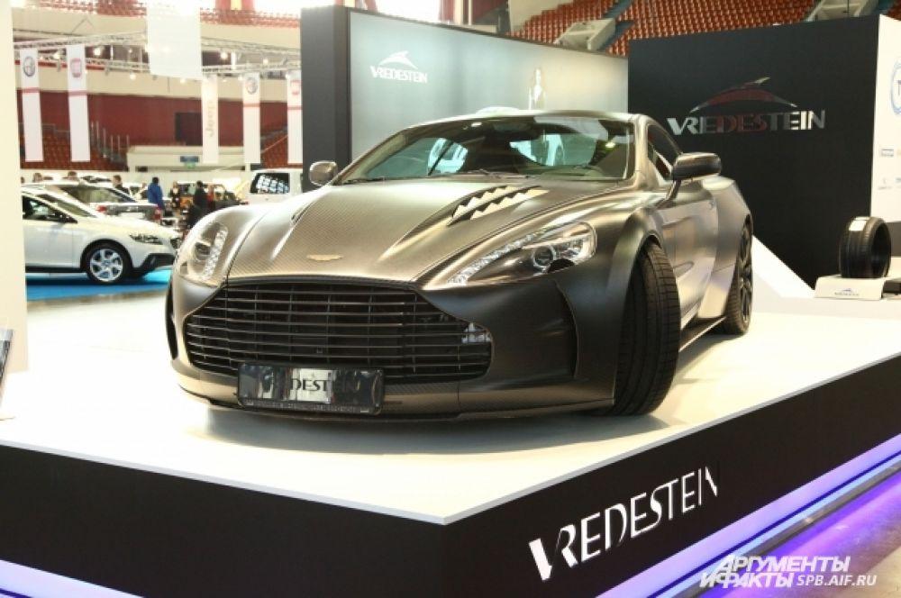 Британский спорткар от компании Aston Martin