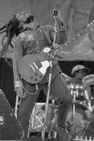 Боб Марли, один из идеологов регги и по-прежнему самый известный исполнитель этой музыки, благодаря своему творчеству стал культовым во всём мире. В музыке Марли пропагандировал мир и свободу, и слушатели разделяли его идеи, выраженные в текстах. Помимо членства в Зале славы рок-н-ролла у Боба Марли также есть звезда на голливудской «Аллее славы».