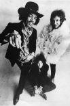 В Зал славы рок-н-ролла также включена самая известная группа одного из лидеров психоделического блюза Джими Хендрикса – Jimi Hendrix Experience. Хендрикс стал знаменит после выступления на музыкальном фестивале в Монтеррее, где поразил публику неординарным подходом к звуку и сожженной после программы гитары.