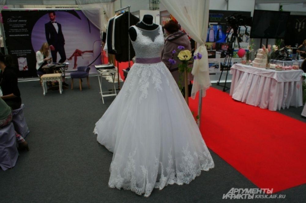 Свадебное платье - это не просто наряд, это неотъемлимый атрибут настоящей свадьбы.