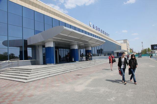 Челябинский аэропорт летом готовится открыть регулярные рейсы в Крым