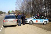 В «День профилактики» патрули ГИБДД были усилены сотрудниками угрозыска и экспертно-криминалистической службы.