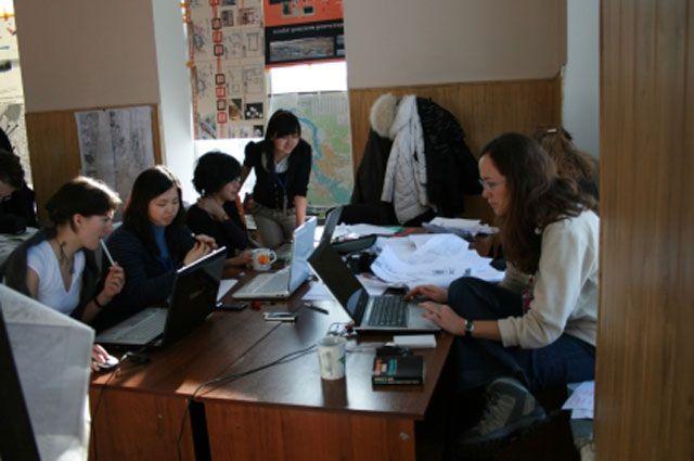 Большинство иркутских студентов будут работать с детьми.