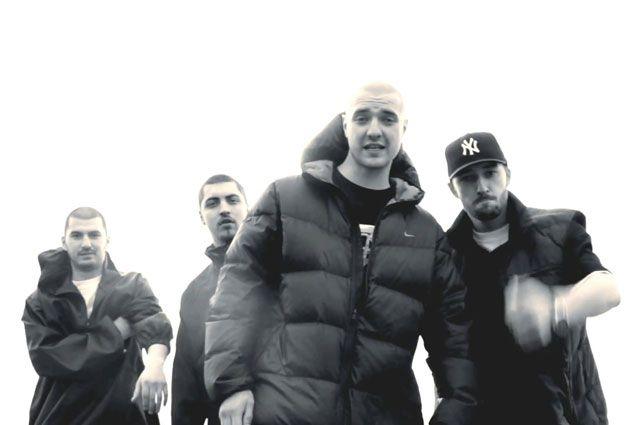 Фрагмент клипа группы «Легенды про…» «Мои года». 2012 год.