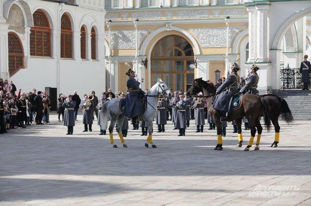 Фото предоставлено дирекцией Международного военно-музыкального фестиваля «Спасская башня».