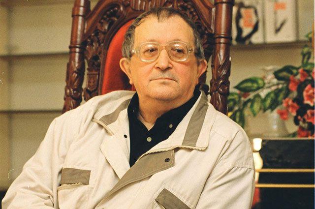 Борис Стругацкий. 2012 год.