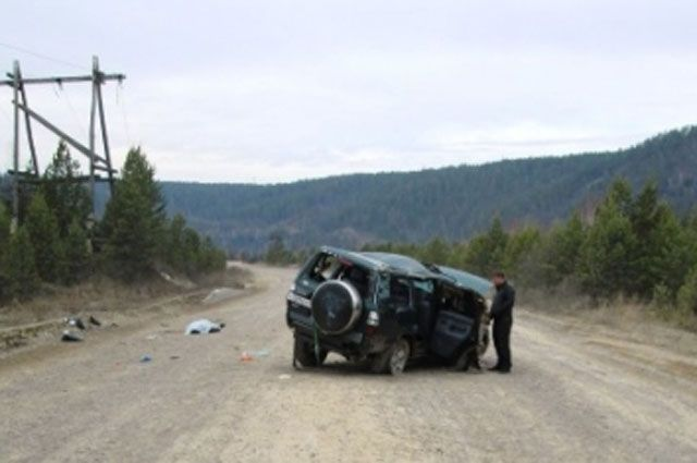 Молодой человек, попавший в ДТП, скончался до приезда медиков.