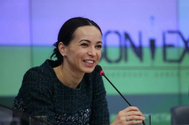 Диана Вишнева.