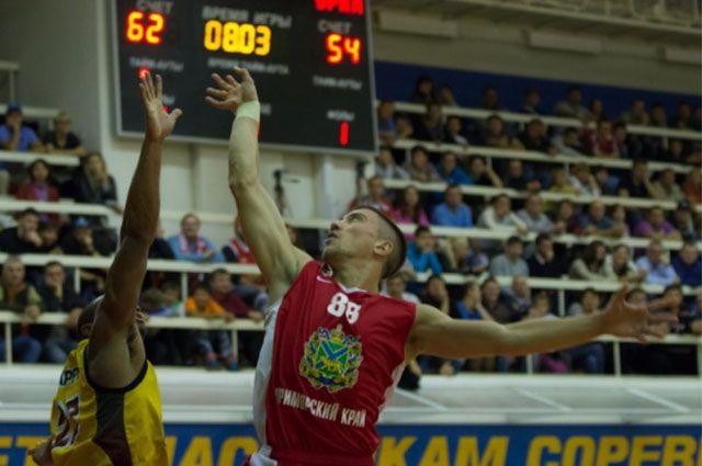 Приморским баскетболистам нужна только победа.