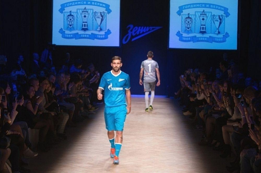 Данни показал, как выглядит форма сине-бело-голубых в текущем сезоне.